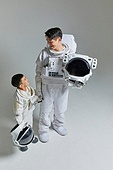 우주비행사, 우주비행, 파일럿, 우주정거장, 누끼 (누끼), 우주복, 장래희망