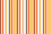 Stripes background of vertical line pattern. Vector striped texture, modern colors.