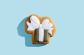 pretty gift biscuit cute festive pastry bakery
