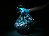waste collection plastic reduction garbage bag