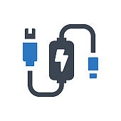 Power adapter icon