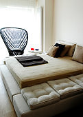 modern hotel bedroom style