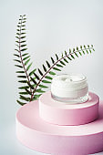 Natural moisturizer face cream