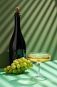 Wine Glass of wine