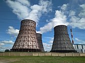 high towers cooling towers for industrial thermal power plants