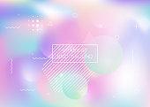 Modern Texture. Soft Poster. Science Dots. Round Multicolor Magazine. Vibrant Flyer. Blue Tech Background. Geometric Fluid. Digital Pattern. Purple Modern Texture