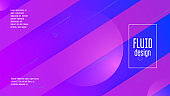Minimal Design. Tech Landing Page. Neon Banner. Vibrant Paper. Art Fluid Flyer. Liquid Shapes. Horizontal Backdrop. Pink Trendy Poster. Magenta Minimal Design