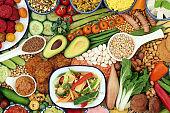 Vegan Food for a Healthy Immune Boosting Diet