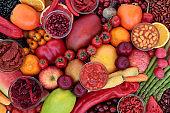 Vegan Health Food High in Lycopene