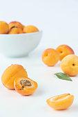 Wet Apricots