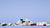 Medicines, pills to improve the quality of life