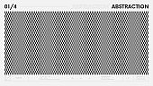 Abstract modern geometric banner with simple shapes in black and white colors, graphic composition design vector background, checkerboard pattern of monochrome rectangles
