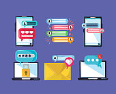 messaging, marketing and chat