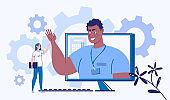 online communication technology