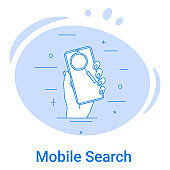 Mobile Search and Search Engine Engineering icon