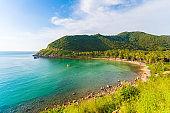 Nam Du beach. Nam Du island