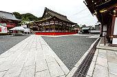 Fushimi Inari-taisha in Kyoto, Japan.