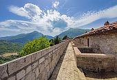 Civitella del Tronto (Abruzzo, Italy)