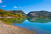 National Park of Abruzzo, Lazio and Molise (Italy) - The autumn with foliage