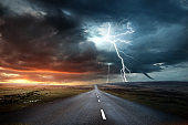 Weather Thunderstorm Climate Change