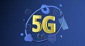 5G Wifi Mobile Technology, Wireless Communication