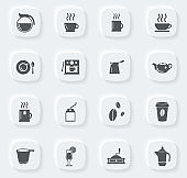 Cafe icons