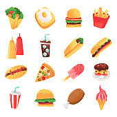 Super Fun Fast Food Set