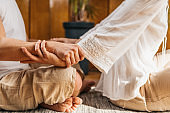 Thai Yoga Traditional Therapy Massage