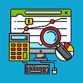search analytics trend website
