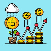 money market trading business growth, fund management successful