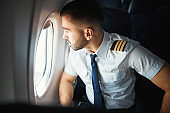 Trying to feel the flight as common passenger