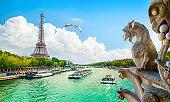Seine and chimeras