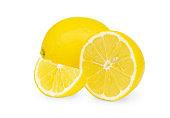 Lemons - group of objects