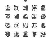 Vector Solid Icons