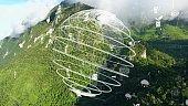 Future environmental conservation and sustainable ESG modernizat