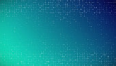 Abstract geometric gradient sircles background