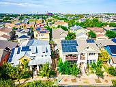 Solar Panel Community fighting climate change