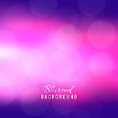 Colorful gradient mesh background in bright blurred design