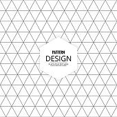 geometric background with lines