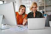Startup business office teamwork brainstorming meeting concept