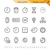 Editable stroke icons
