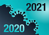 From 2020 to 2021 with COVID-19 pandemic outbreak