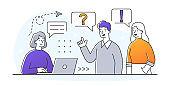 FAQ Business Metaphor