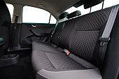 Back car seat