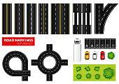 Road Street Constructor Set