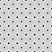 An abstract seamless vector the pattern.