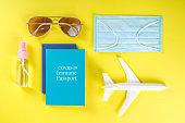 Travel with Covid-19 immune passport