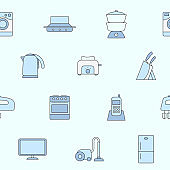 Home machines background 05-04-2