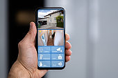 Security System Technology And Surveillance Apps