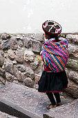 Woman from Cusco, Peru